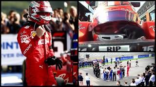 "Триумф ""Феррари"" на фоне трагедии (Гран-При Бельгии 2019 Формула-1)"