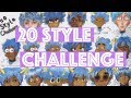 20 STYLE CHALLENGE !!