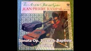 Sonata Op  1   Jean Baptiste Loeillet