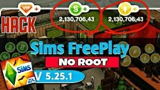 Sims freeplay money and LP cheats super easy (: