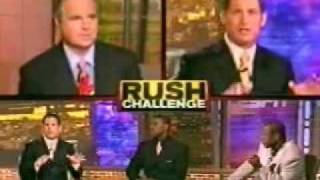 Rush Limbaugh 2003 ESPN Comments on Donovan McNabb (COMPLETE w/ TRANSCRIPT)