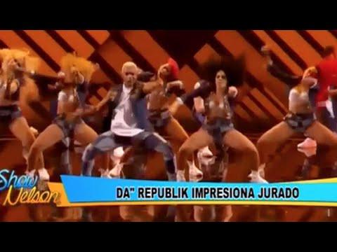 Grupo de baile Dominicano Da' Republik vuelven a impresionar al jurado de America's Got Talent