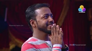 Comedy Super Nite - 2 with Kattappanayile Rithwik Roshan │Flowers│CSN# 140