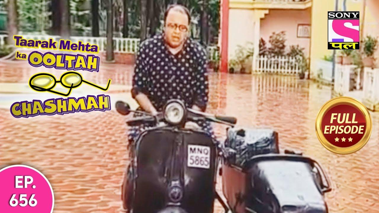 Taarak Mehta Ka Ooltah Chashmah   तारक मेहता का उल्टा चश्मा   Episode 656   Full Episode