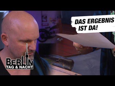 Berlin  Tag & Nacht  Das Ergebnis vom Vaterschaftstest ist da! #1647  RTL II