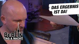 Berlin - Tag & Nacht - Das Ergebnis vom Vaterschaftstest ist da! #1647 - RTL II