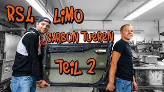 Die RS4 Limo bekommt Carbon Türen! Zu Besuch bei Baltic Carbon Teil 2 | Philipp Kaess |