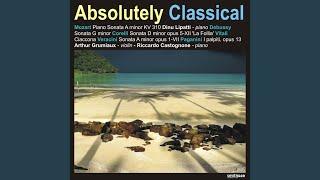 Sonata in A Minor, Op. 1-VII: II. Allemanda-Allegro