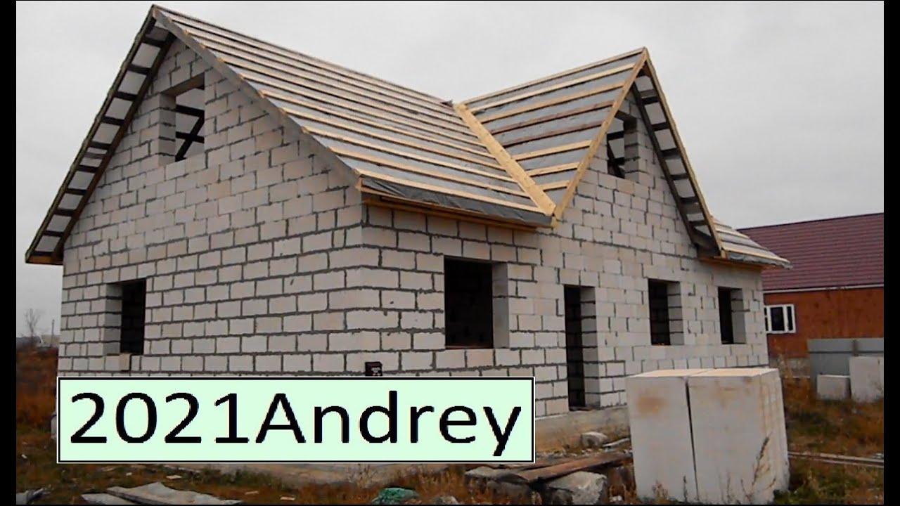 Восьмискатная крыша своими руками фото 960