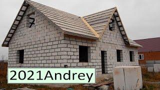 Крыша и стропила, своими руками  фильм - 14
