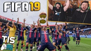 ΤΟ ΣΗΚΩΣΑΜΕ! - FIFA 19 Seasons Online | TechItSerious