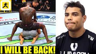 Paulo Costa and his Team react to the devastating KO loss to Israel Adesanya,Dana White,UFC 253