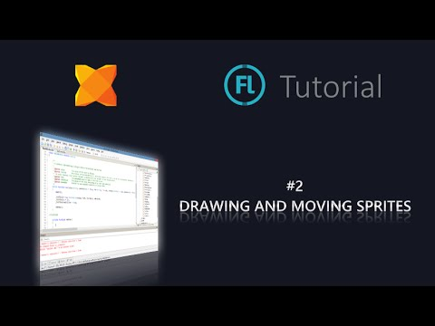 OpenFL Tutorial - Drawing And Moving Sprites