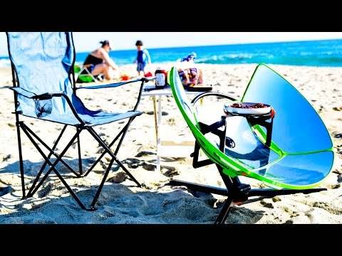 SolSource Sport - Cook Anywhere Under The Sun