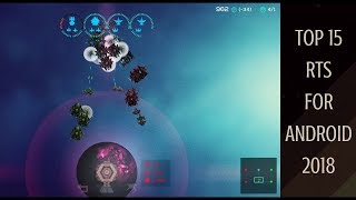 Top 15 RTS Games for Android 2018