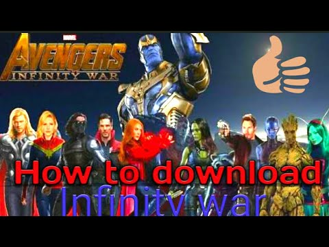 Avengers Infinity War Full Movie Download ||  100% Working