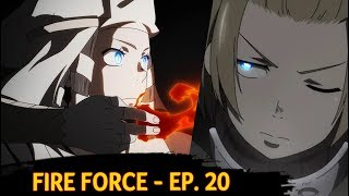 FIRE FORCE - Ep. 20 - React - Fred   Anime Whatever