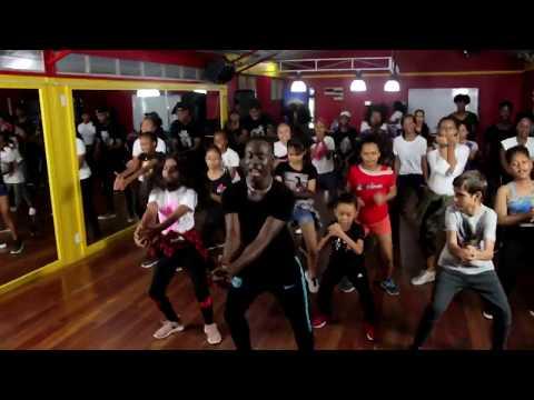 Olamide - Wo!! Remix || @Winston Adaba Choreography Afrodance