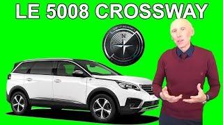Les tutos de Berbi : Le Peugeot 5008 Crossway
