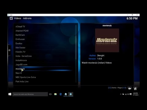 Movierulz Addon - How to install in Kodi...