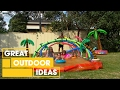 How To Make The Ultimate DIY Slip 'n Slide | Outdoor | Great Home Ideas