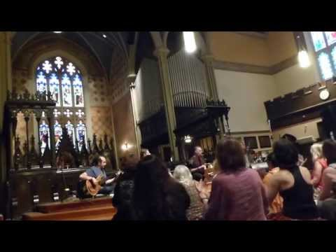 Krishna Das 2015 Toronto workshop Hanuman Chalisa Ram Lakshman