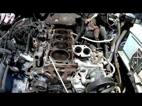 Фото к видео: Болячка Frontera A x22xe (ремонт мотора) 1 серия