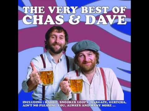 Chas And Dave Rabbit   YouTube