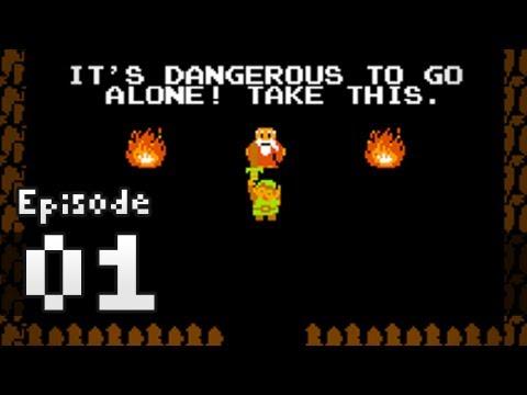 The Legend of Zelda - NES - Episode 1 | The Gathering