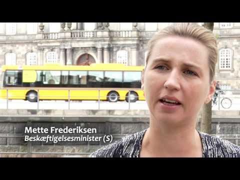 Mette Frederiksen om Peter Sabroe