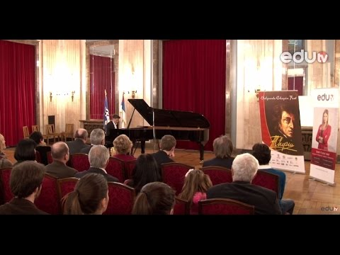 Belgrade Chopin Fest 2017 – Concert Young pianists