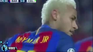 Cuplikan Gol Barcelona 7-0 Celtic 14/09/2016 Champions League
