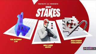 *NEW* WILD CARD SKIN INFO! FREE PICKAXE/SPRAY! - FORTNITE BATTLE ROYALE