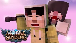 Download lagu Part 3 mobile gendeng minecraft animation MP3
