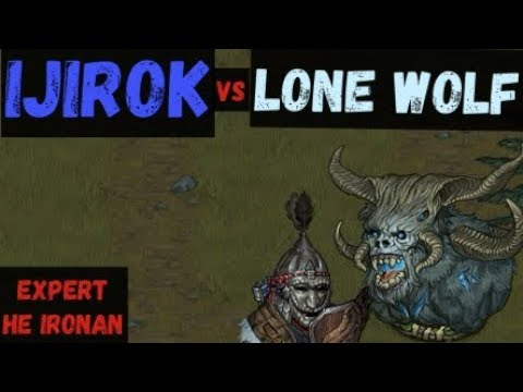 👑Battle Brothers: WotN🔊 Ijirok в соло Lone Wolf (вырезка из стрима)- Expert/НЕ Ironman