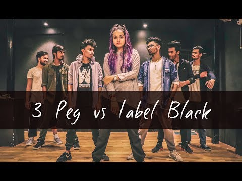 3 PEG vs LABEL BLACK | One Take | Tejas Dhoke Choreography | DanceFit Live
