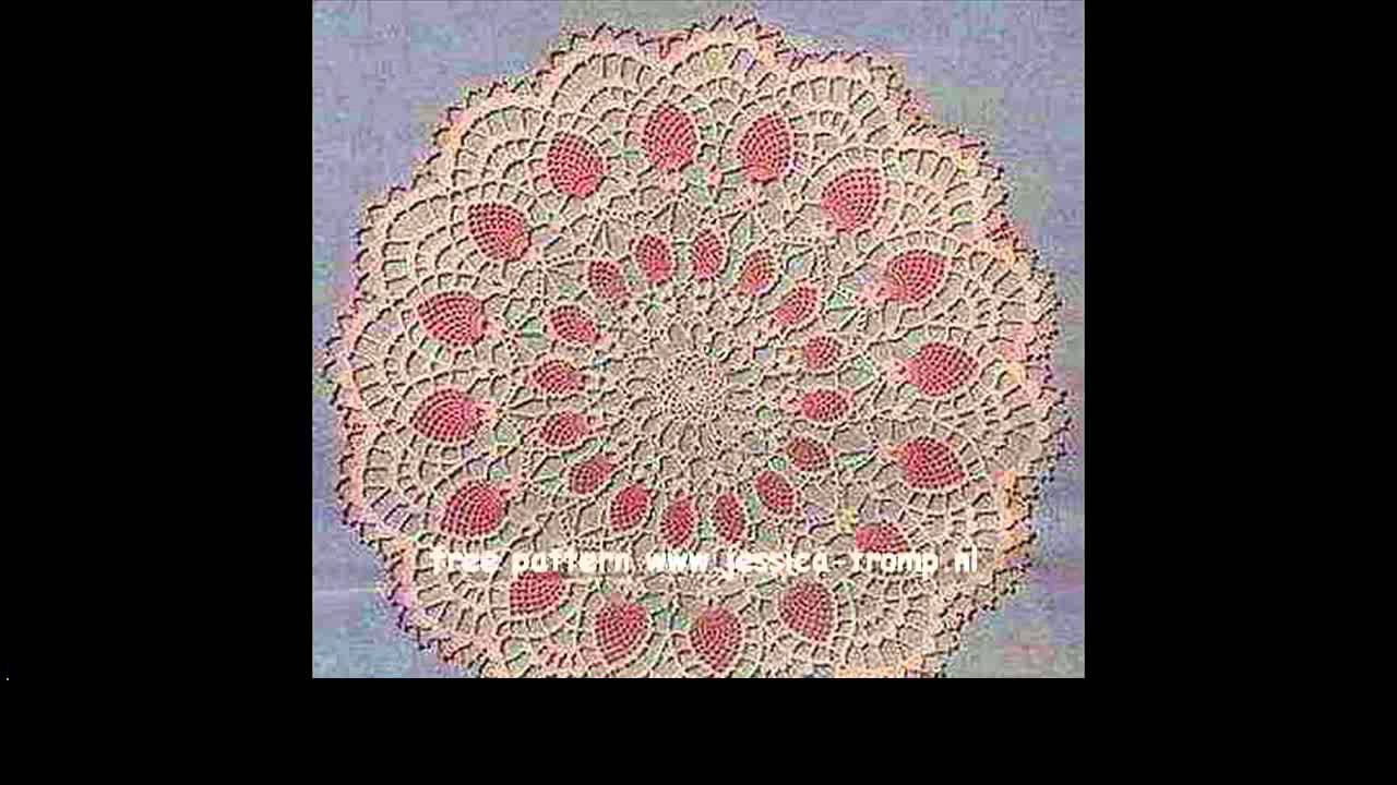 Videos of crochet patterns