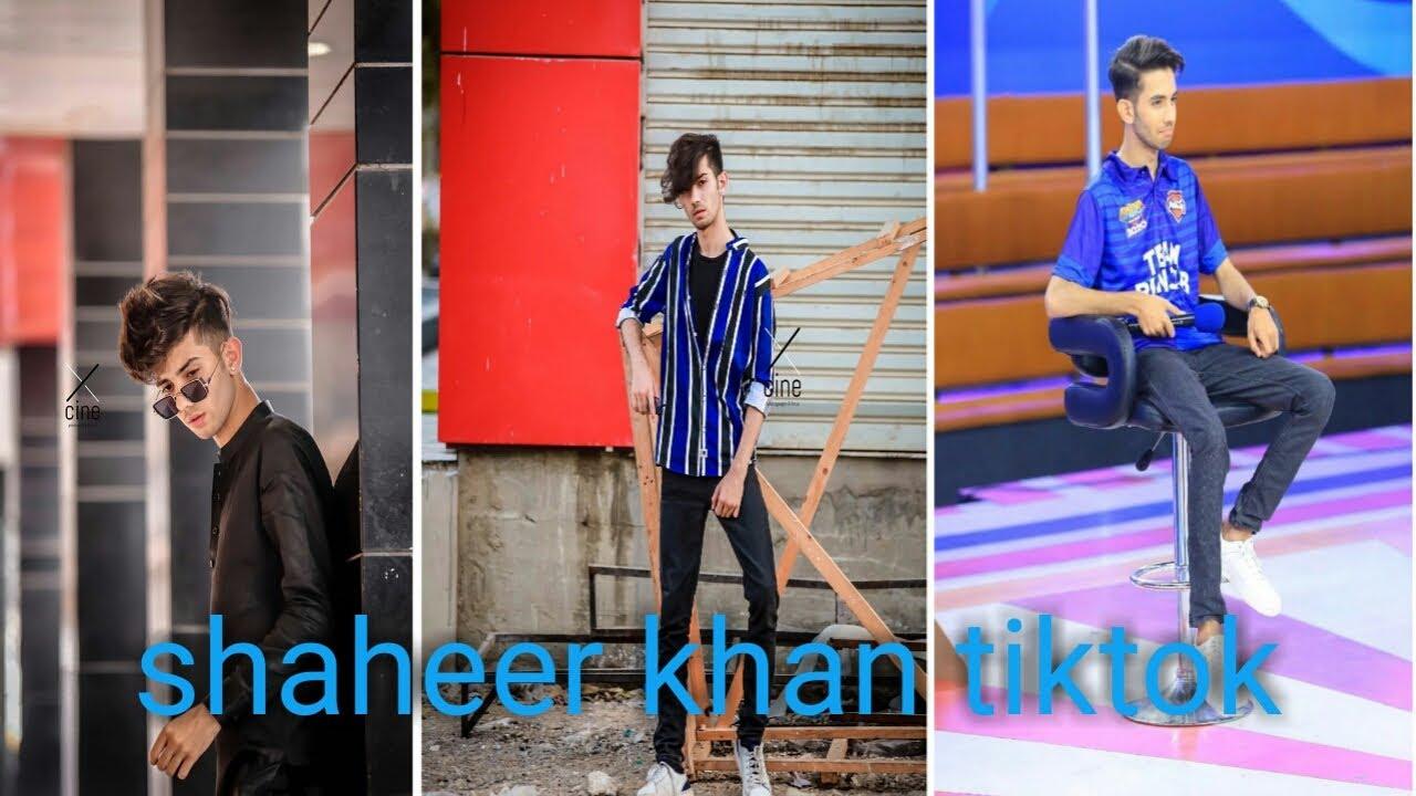 Download Shaheer khan funny tiktok videos |shaheer khan latest tiktok videos | shaheer khan tiktok star video