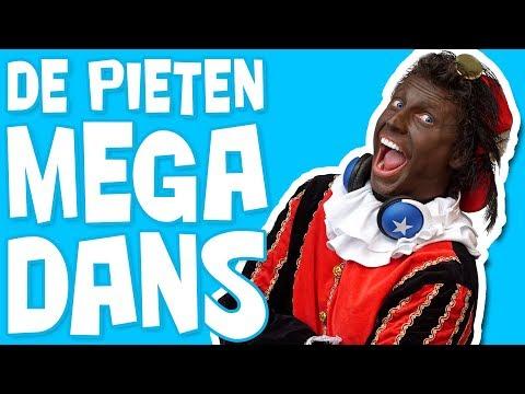 NIEUWE HIT: Party Piet Pablo - De Pieten Mega Dans - De Sinterklaashit van 2017