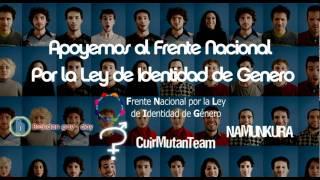 Apoyo al Frente Nacional para la Ley de Identidad de Genero Thumbnail