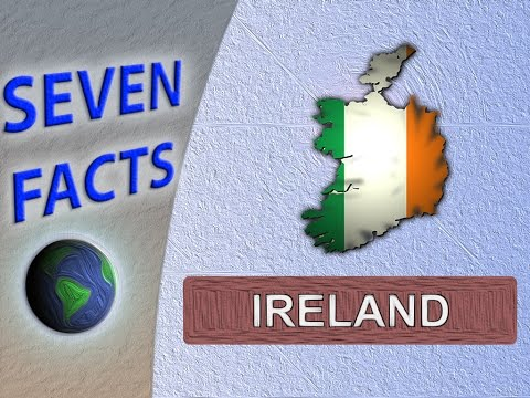 7 Facts about Ireland