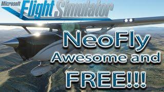 Microsoft Flight Simulator | NeoFly | Awesome FREE Addon!