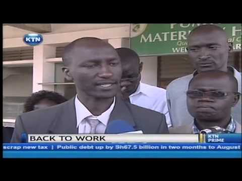 The Health Assignment : The improved maternal health services in Nairobi County from YouTube · Duration:  10 minutes 24 seconds