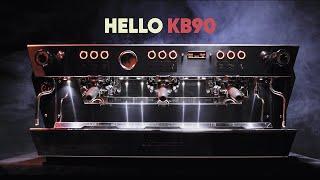 HELLO KB90 - La Marzocco
