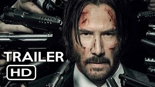 John Wick: Chapter 2 Official Trailer #1 (2017) Keanu Reeves Action Movie HD(John Wick: Chapter 2 Trailer 1 (2017) Keanu Reeves Action Movie HD [Official Trailer], 2016-10-08T19:15:30.000Z)