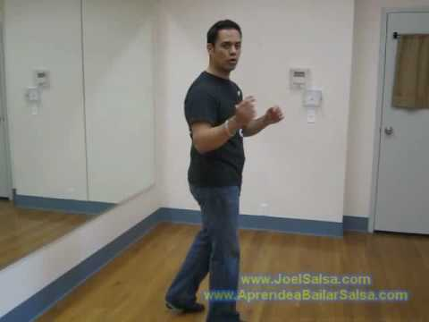 how to dance salsa step by step