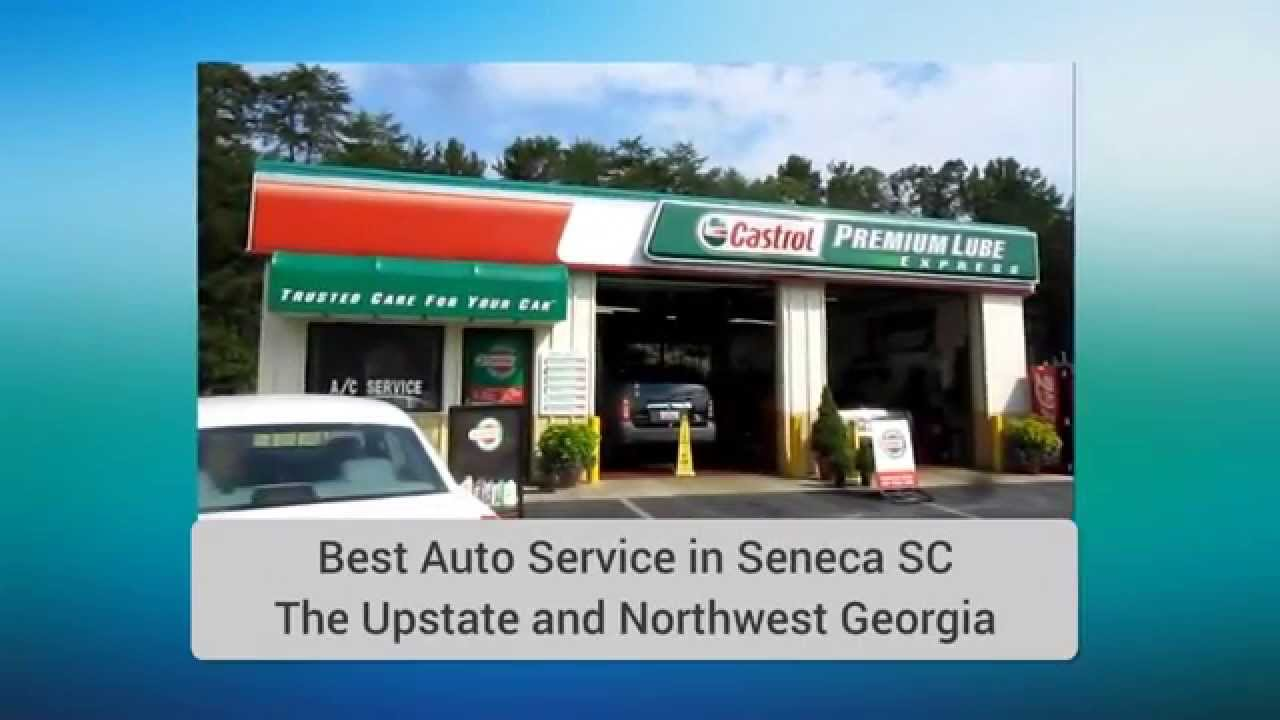Air Conditioning Not Working In Car >> Seneca SC Best Auto Service (864) 882-2275 Castrol Premium Lube Express - YouTube