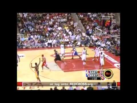 2005 NBA Hurricane Relief Game Best Plays