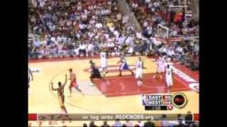 2005 NBA Hurricane Relief Game Best Plays