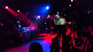 berner at paradise rock club boston 2 101514